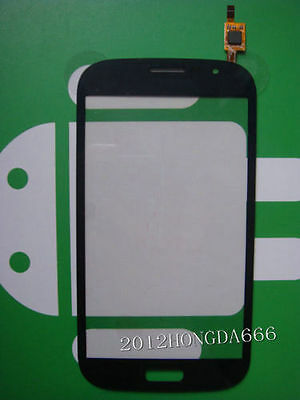 New Blue Touch Screen Glass Digitizer  For Samsung Galaxy Grand Duos GT-i9082