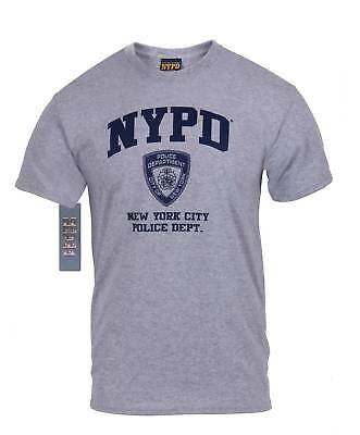 Offiziell Lizenziertes New York Police Department - NYPD T-SHIRT
