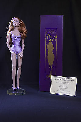 original THE TYLER WENTWORTH collection doll READY TO WEAR ROMANCE