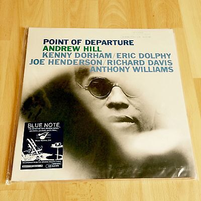 Andrew Hill Point Of Departure Blue Note 180g LP Music Matters (Analogue Prod.)