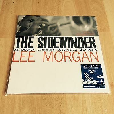Lee Morgan The Sidewinder Blue Note 180g LP Music Matters (Analogue Productions)