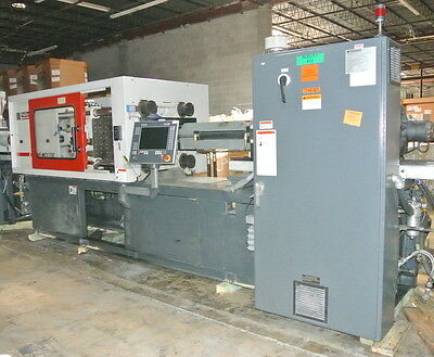 Cincinnati Milacron MAGNA MTG 170 Injection Molding Machine