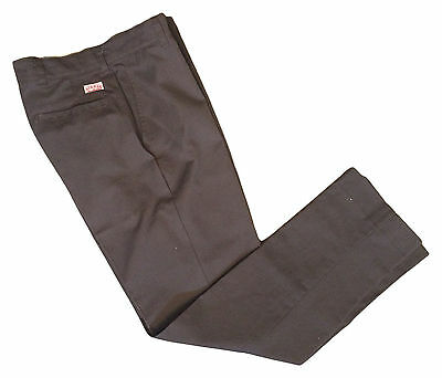 Red Kap Brown Men's Pants Industrial Work Uniform PT20BN (MANY SIZES)