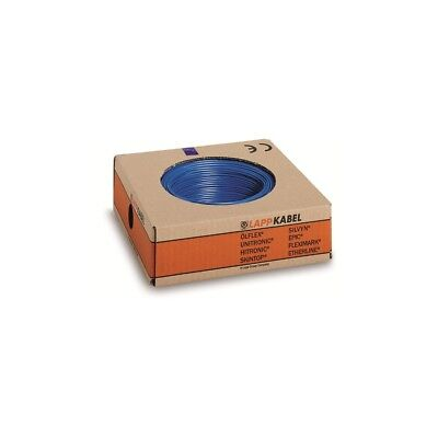 Lapp Kabel Litze H05V-K 0,75mm² orange 100M 4510092