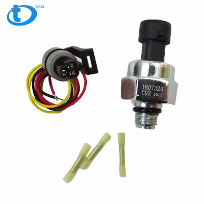 Injection Control Pressure ICP102 Sensor for Ford 7.3 7.3L Powerstroke + Pigtail