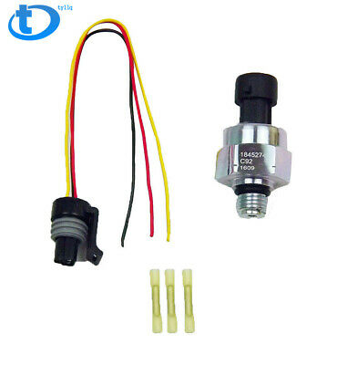 Injection Control Pressure ICP103 Sensor for Ford 6.0 6.0L Powerstroke + Pigtail