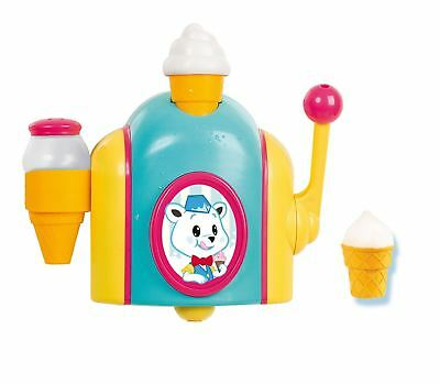 TOMY 72378 Tomy Foam Cone Factory Bath Toy 18m+