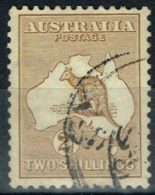 Australia 1915 2s Brown SG29 Fine Used