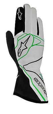 Alpinestars  2016 Tech 1-Z Gloves SFI / FIA  Free Shipping in the Continental US