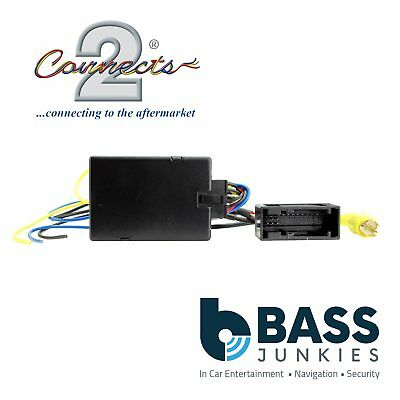 Volkswagen Touran 2010-2015 Car Stereo Camera Retention Interface Adapter Lead
