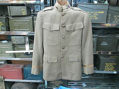 MINT!  World War 1 USGI Medical Officers Tunic FROM MUSEUM