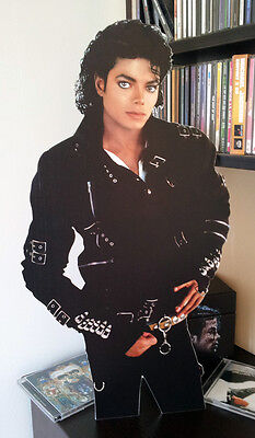 MICHAEL JACKSON Display Special Stand Standee BAD 25 Xscape NEW Smooth Criminal