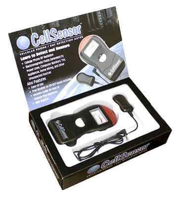 Detection Meter Cellphone RF Radiation Electrical Testers Special Cell Sensors .