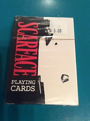 Scarface Playing Cards