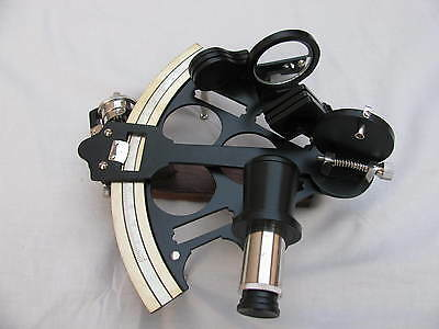 Nautical Sextant~Astronomical Ship Instrument~Navigational Sextant~Marine Gifts