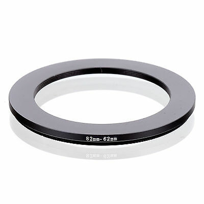RISE (UK) 82-62MM 82MM-62MM 82 to 62 Step Down Ring Filter Adapter