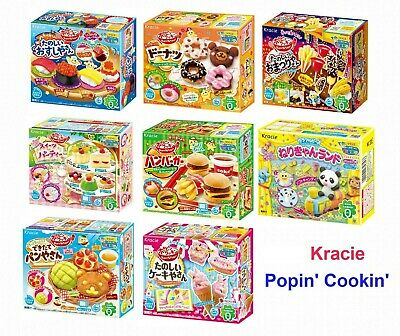 2016 Sep New Kracie Popin' Cookin' Kit DIY Candy Happy kitchen Japan Free P&P