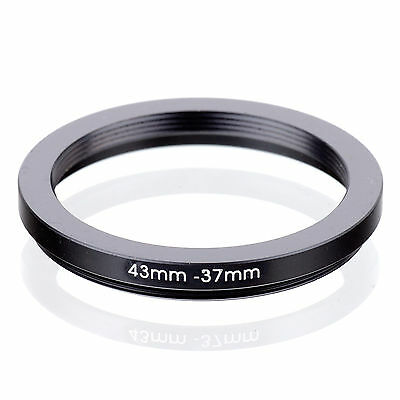RISE (UK) 43-37MM 43MM-37MM 43 to 37 Step Down Ring Filter Adapter