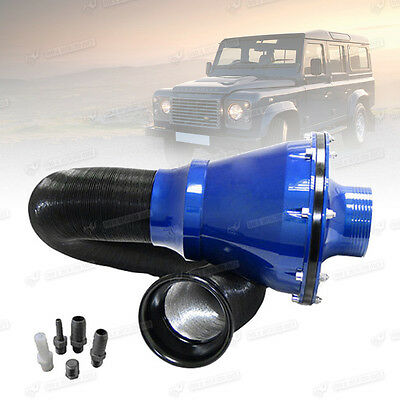 Universal Car Typhoon Cold Air Intake Induction System Kit With Air Box & Filter