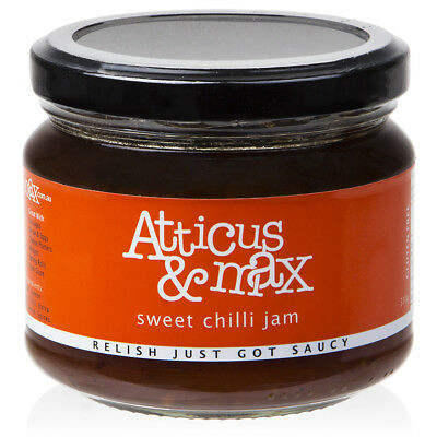 NEW Atticus & Max Sweet Chilli Jam