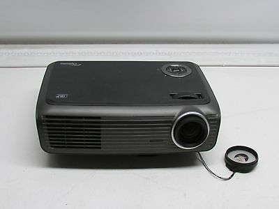 OPTOMA Projector Model EP727 Damaged Controls