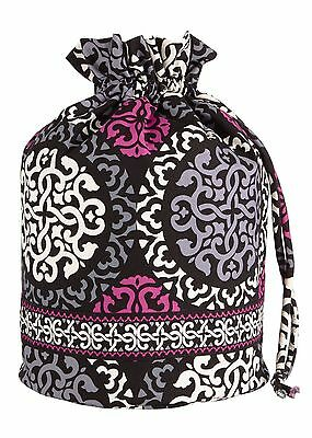 NWT-Authentic Vera Bradley - Ditty Bag in Canterberry Magenta