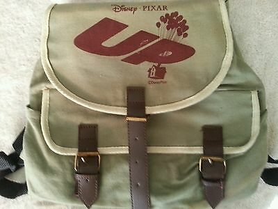 "Disney Pixar ""UP"" Back Pack RARE & HARD TO FIND!"