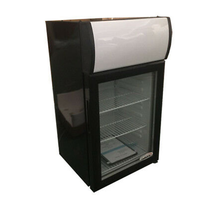 21lt  Commercial Upright Small MINI Display Fridge Drink Beer Refrigerator Bar