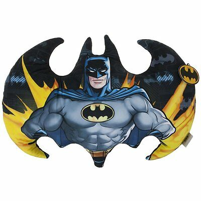 50cm Official Licensed DC Comics Batman Designed Symbol Shaped Cushion