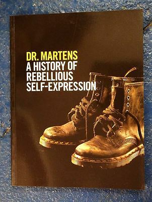 Dr Martens: A History of Rebellious Self-Expression 1st Edition - 255 pages