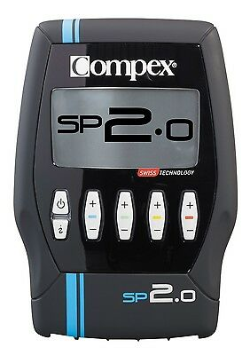 Compex Sport Serie Swiss Technology Muskelstimulator SP 2.0