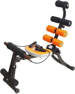 Panca allenamento completo total-tb rocket trainer ab-house fitness body