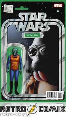 Marvel Star Wars #17 Action Figure Variant New/unread Bagged & Boarded