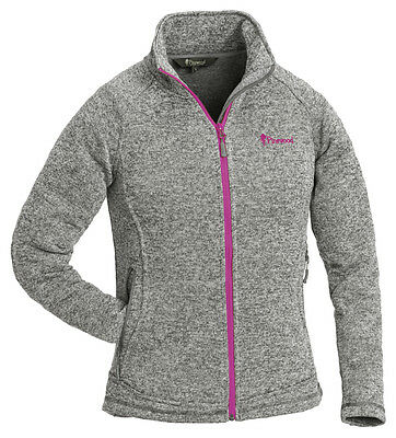 Pinewood 3013 Gabriella Damen Steppjacke Outdoor Grau//Flieder 434