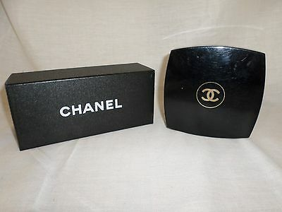 Set of 2 CHANEL Display Sunglasses Box and Empty Powder Container ^