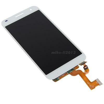 White LCD Display Touch Screen Glass Panel Digitizer For Huawei Ascend G7 MKLG
