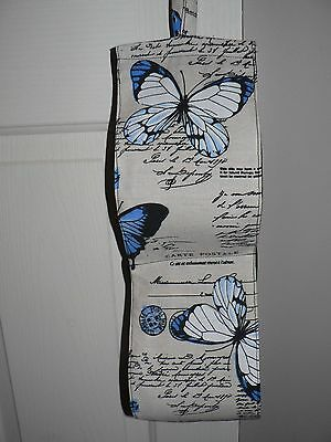 Toilet Roll Holders Butterfly Print