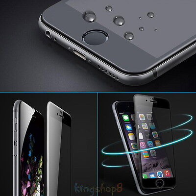 3D Curved Full Cover Tempered Glass Screen Protector for iPhone 6 / 6S / 7 /Plus