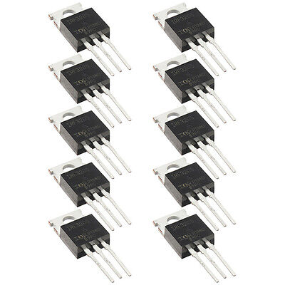 10pz IRF3205 IRF3205PBF Cambio rapido Alimentazione Mosfet Transistore/N Canale