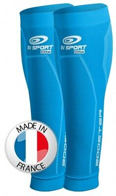 Booster ELITE Calf blau (110006B) Neu!