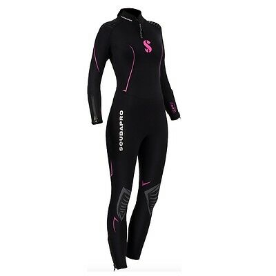 Scubapro Definition Overall Lady 3mm - pink