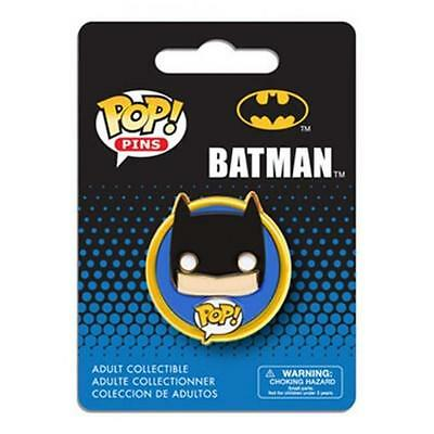 Dc Comics Pop! Pin Badge - Batman - Funko - Nuovo