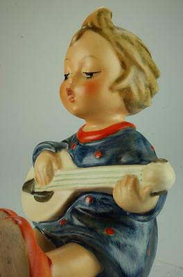 Vintage M.I. Hummel Goebel Joyful #53 TMK3 Retired Figurine