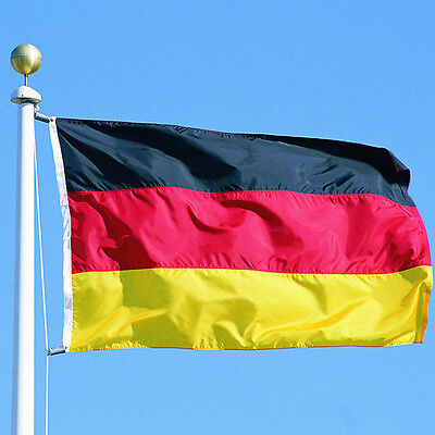 New large 3'x5' German flag the Germany National Flag GER MKLG