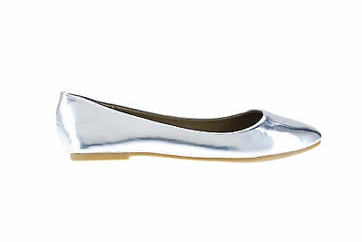 Wholesale LOT 17 pairs Womens Silver Flat All size