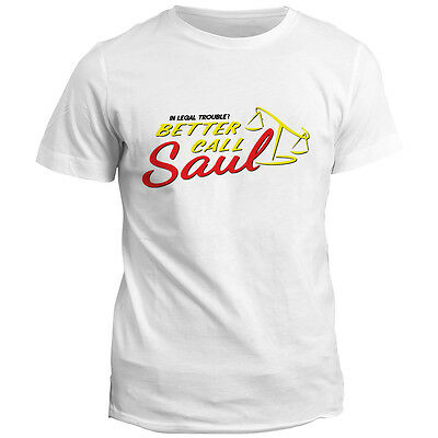 T-Shirt | In Legal Trouble? Better Call Saul Inspired | Breaking Bad Tee Top