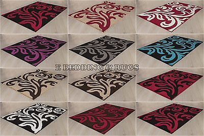 New Florence Small & Medium Size Carpets Thick Quality Runners Large Area Rugs