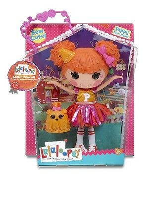 EXCLUSIVE LALALOOPSY PEPPY POM POMS DOLL Now 14.99 Was 34.99