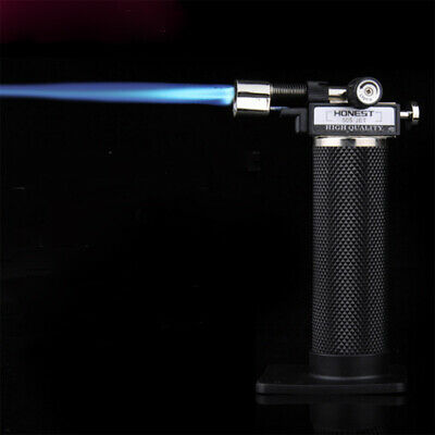 HONEST Soldering Welding Butane Gas Hand Torch Flame Jet Lighter Large Gun Tools