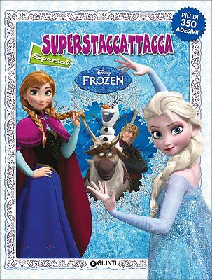 Frozen. Superstaccattacca Special. Ediz. illustrata - Walt Disney - (M3L)